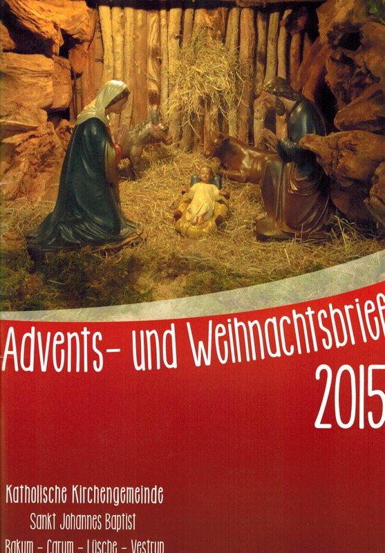 Im Glauben er-leben!: Ein Weihnachtspfarrbrief wird zum Spiegel des ...