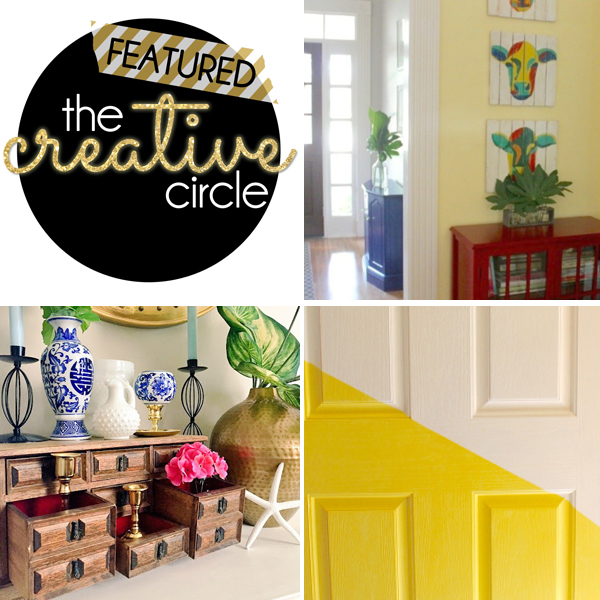 Creative Circle Featured Entryways