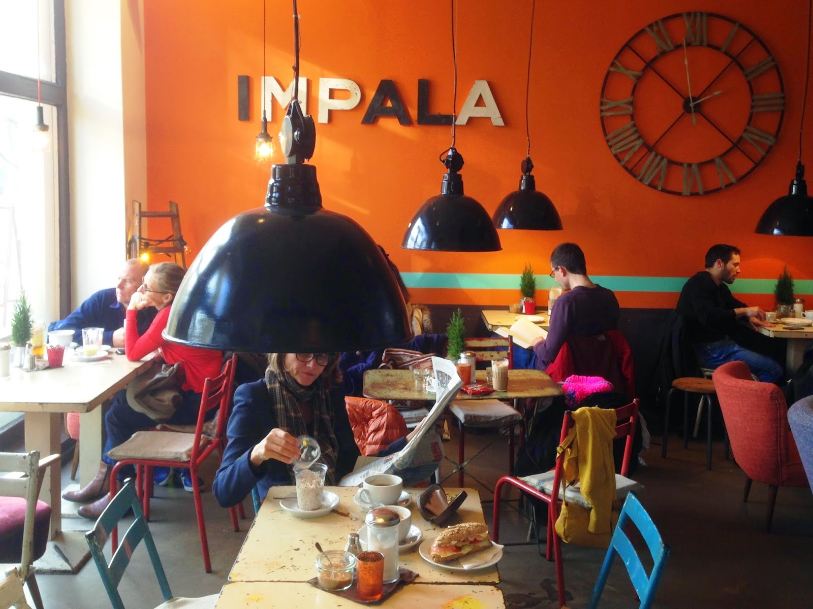 IMPALA COFFEE BERLIN