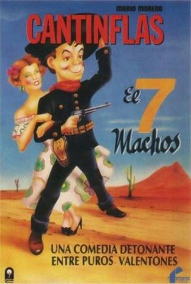 Ver El siete machos 1951 Online