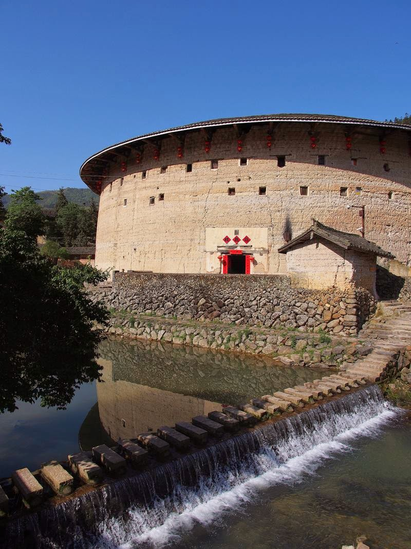 Tulou, Ancient Earthen Complexes of China