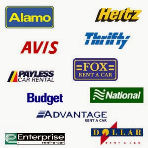 Top Car Rental Companies