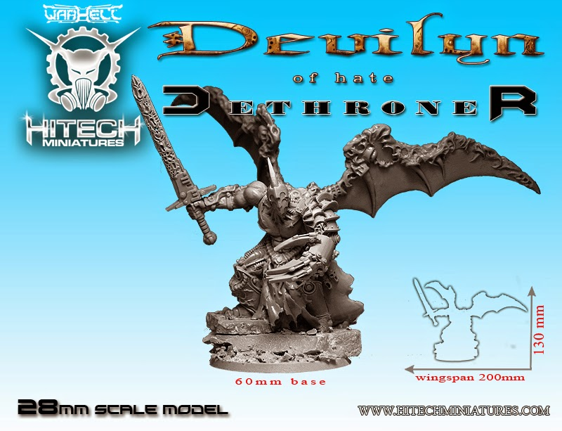 Daemon Prince Alternative Alternative Daemon Princes