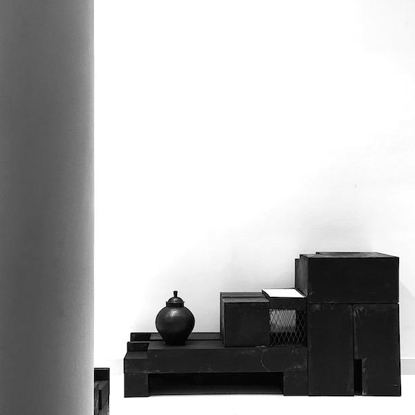 Industrial Style Len vosgesparis design week visiting mad et len