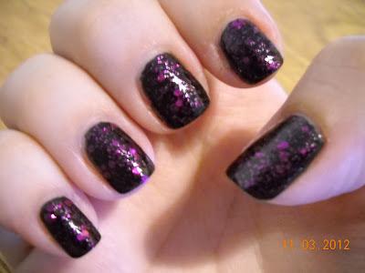 revlon scandalous glitters nails uñas nail polish esmaltes