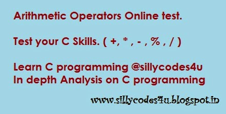 analysis of c language and operators Section: c / c++ language chapter: languages updated: 13 nov   character string, such as a number, an operator, or an identifier, etc.