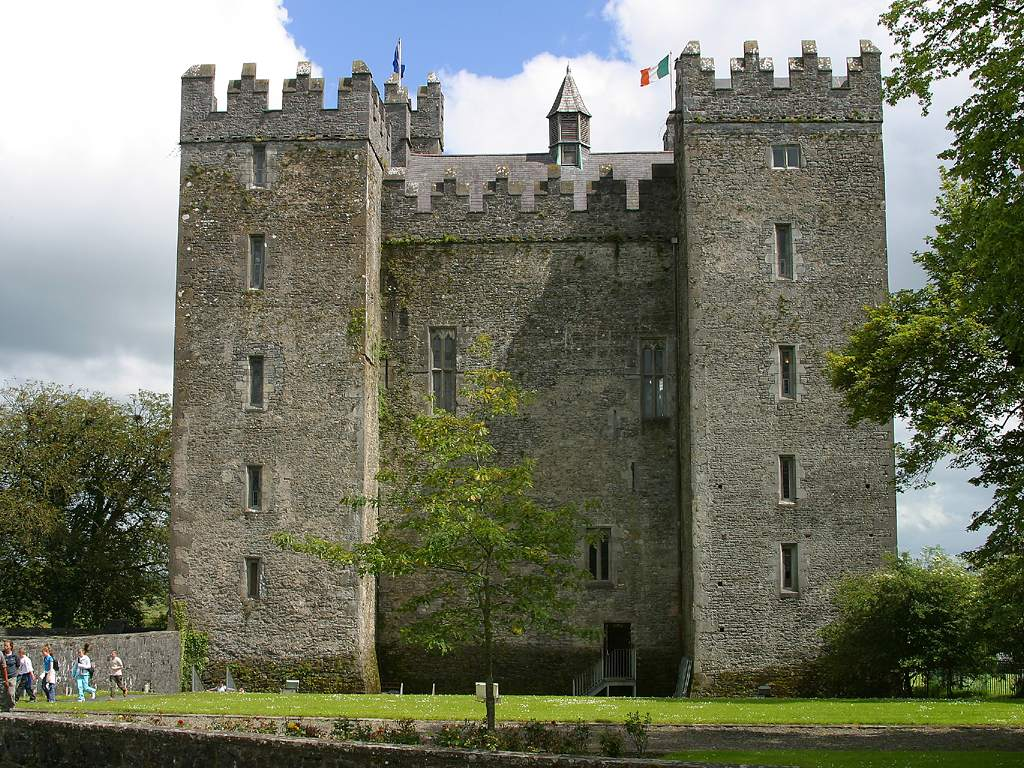 Great Castles Of Europe Castles In Ireland