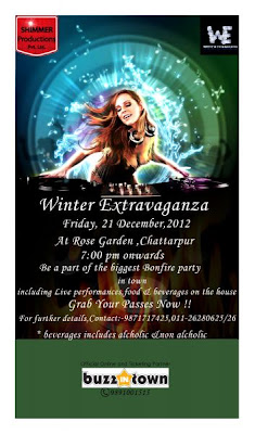 Winter Extravaganza