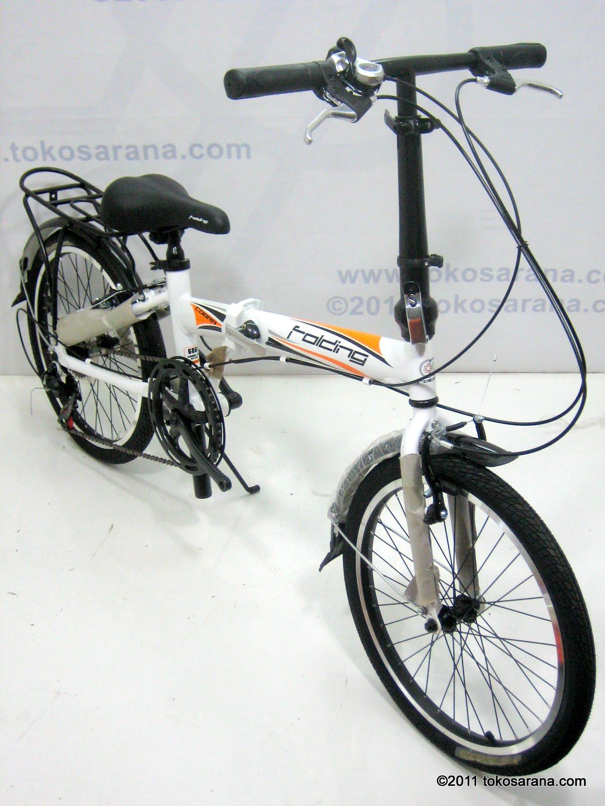 tokomagenta: A Showcase of Products: Sepeda Lipat ELEMENT
