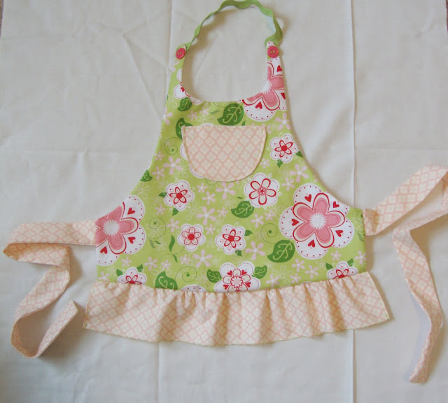 An Apron for Lillie