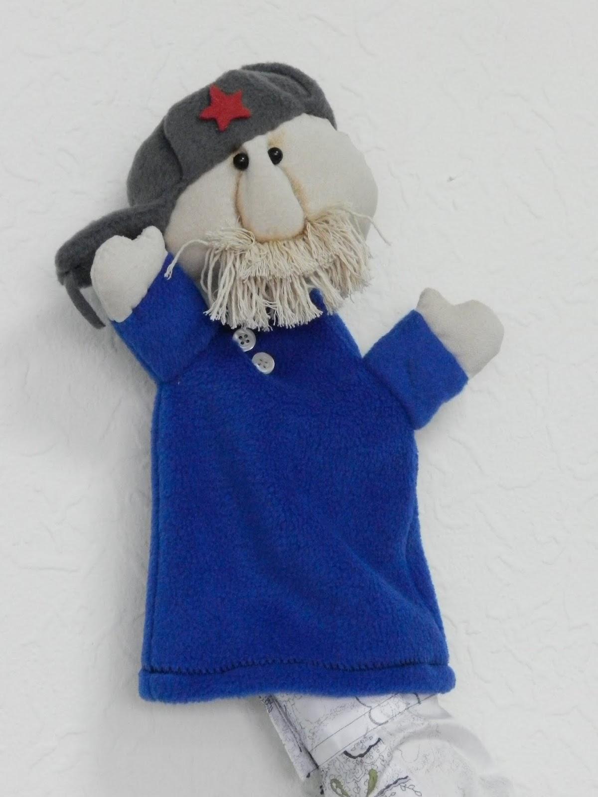Как сшить снеговика своими руками, фото, инструкция 58