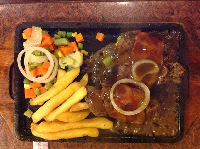 Harga Menu Boncafe Surabaya,