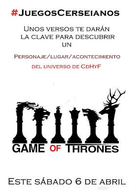Juegos Cerseianos quinta edición - Juego de Tronos en los siete reinos