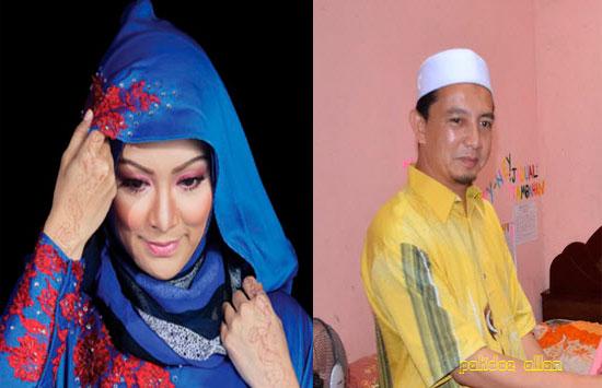 Adun Pas Kelaboran Mohd Zaki Dan Abby Abadi Nafi Sudah Bernikah