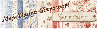 Giveaway at Craft hobby Oliwiaen