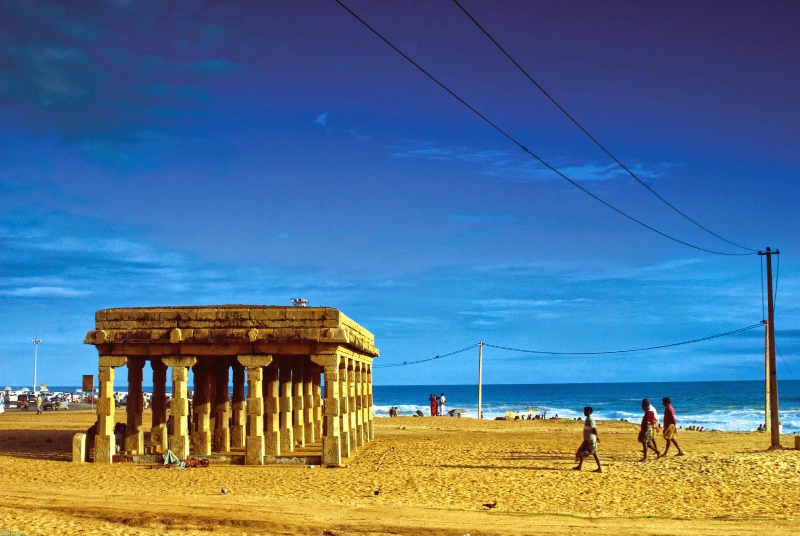 Popular Beaches in Kerala 3