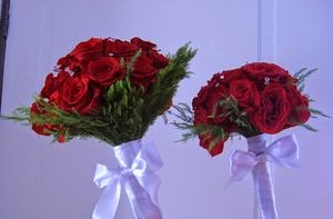 Ramos de Novia y Bouquets de Rosas, parte 5