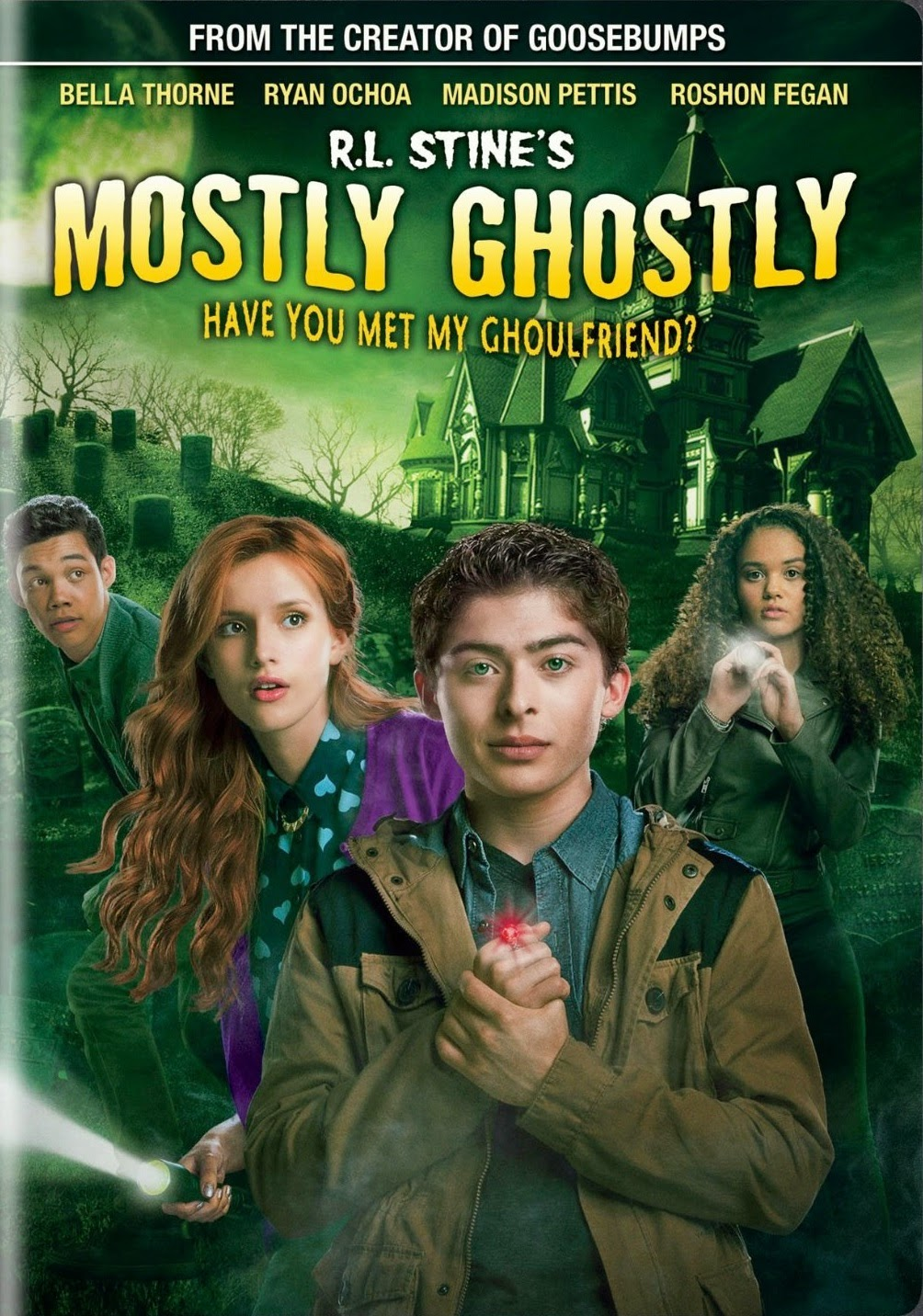 Mostly Ghostly: Have You Met My Ghoulfriend? – Legendado (2014)