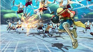 Cara mendapatkan Fan Gift dan Unlock DLC pada One Piece Pirate Warriors