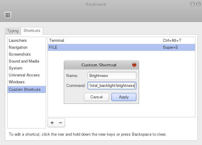 Mengatur Brightness Secara Manual Melalui Shortcut Keyboard