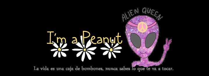 I'm  a  peanut ♡