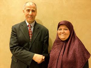 المرشحه زهرة الصيد الترهوني عن طرابلس المركز
