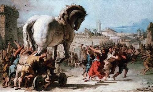 Os Mistérios da Guerra de Troia