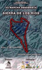 Marcha senderista Sierra de los Ríos 2020