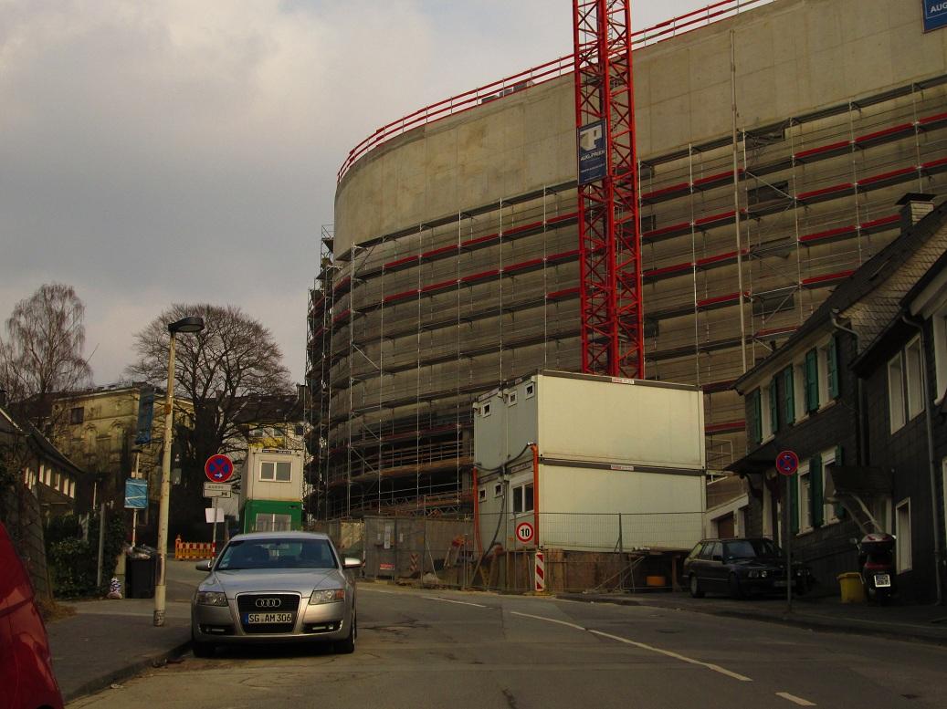 D sseldorf vs solingen architektur im vergleich k for Architekturburo dusseldorf