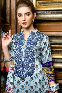 embroidered Suits 2014