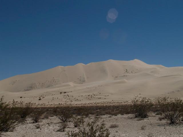 Eureka Sands en Death Valley