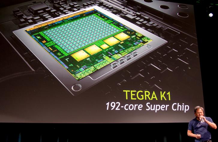 Nvidia Brings New Processor to Mobile Computing Same Level as Desktop
