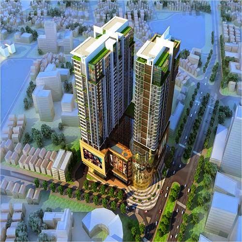 Dự án tổ hợp khu thương mại dịch vụ căn hộ chung cư cao cấp Vinhomes Nguyễn Chí Thanh