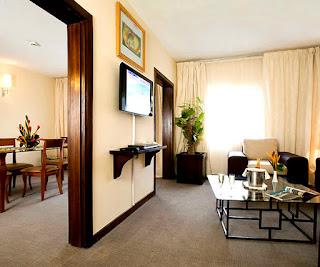 Novotel Port Harcourt Suite