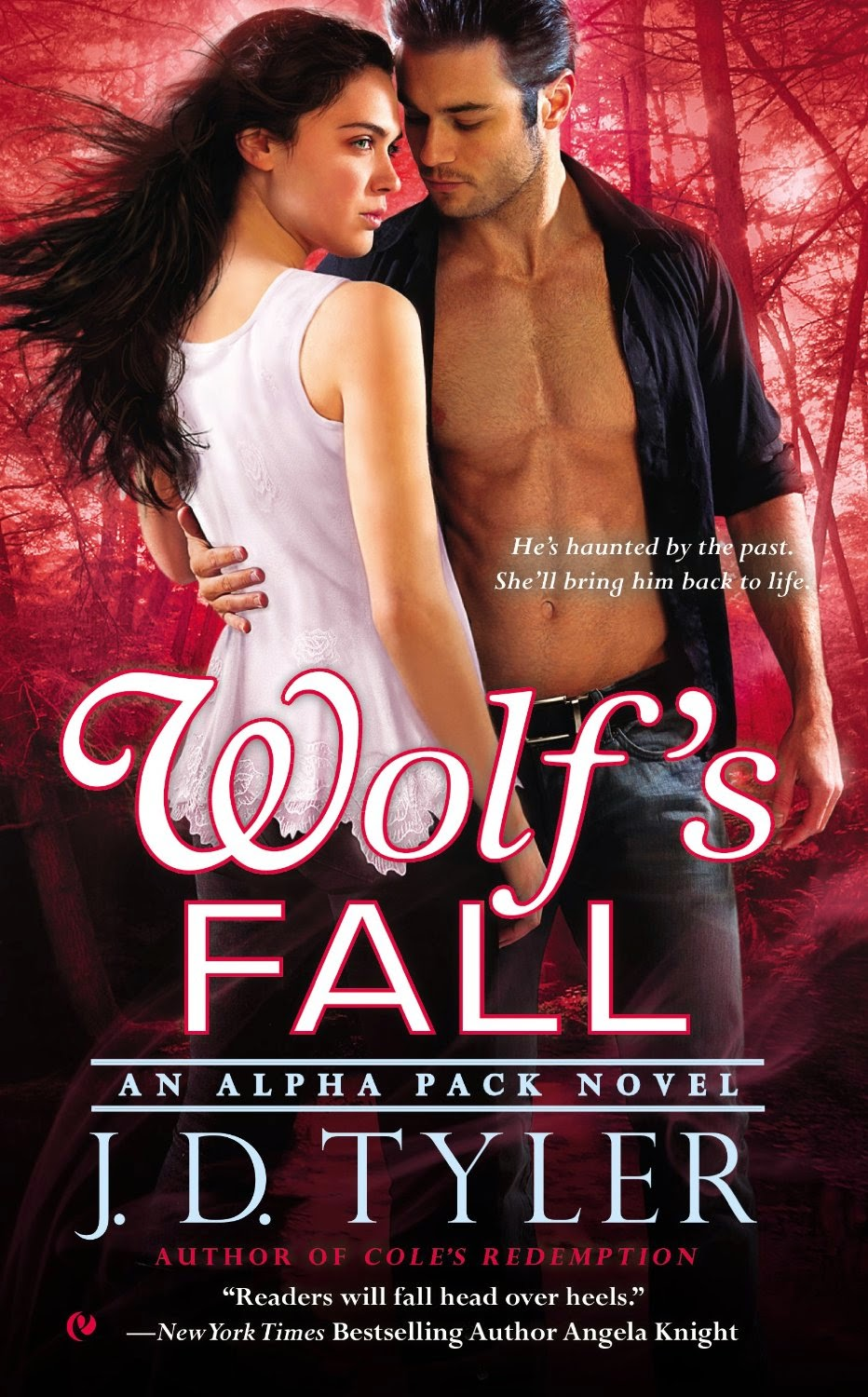 Wolf's Fall: An Alpha Pack Novel by J.D. Tyler (PNR)