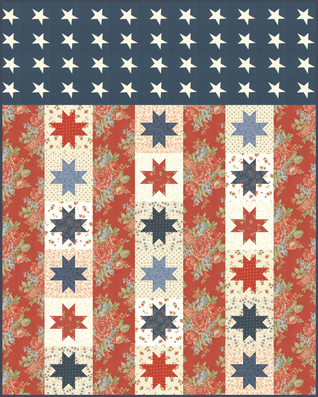 Quilt Patterns For Quilts Of Valor : Quilts of Valor modafabrics