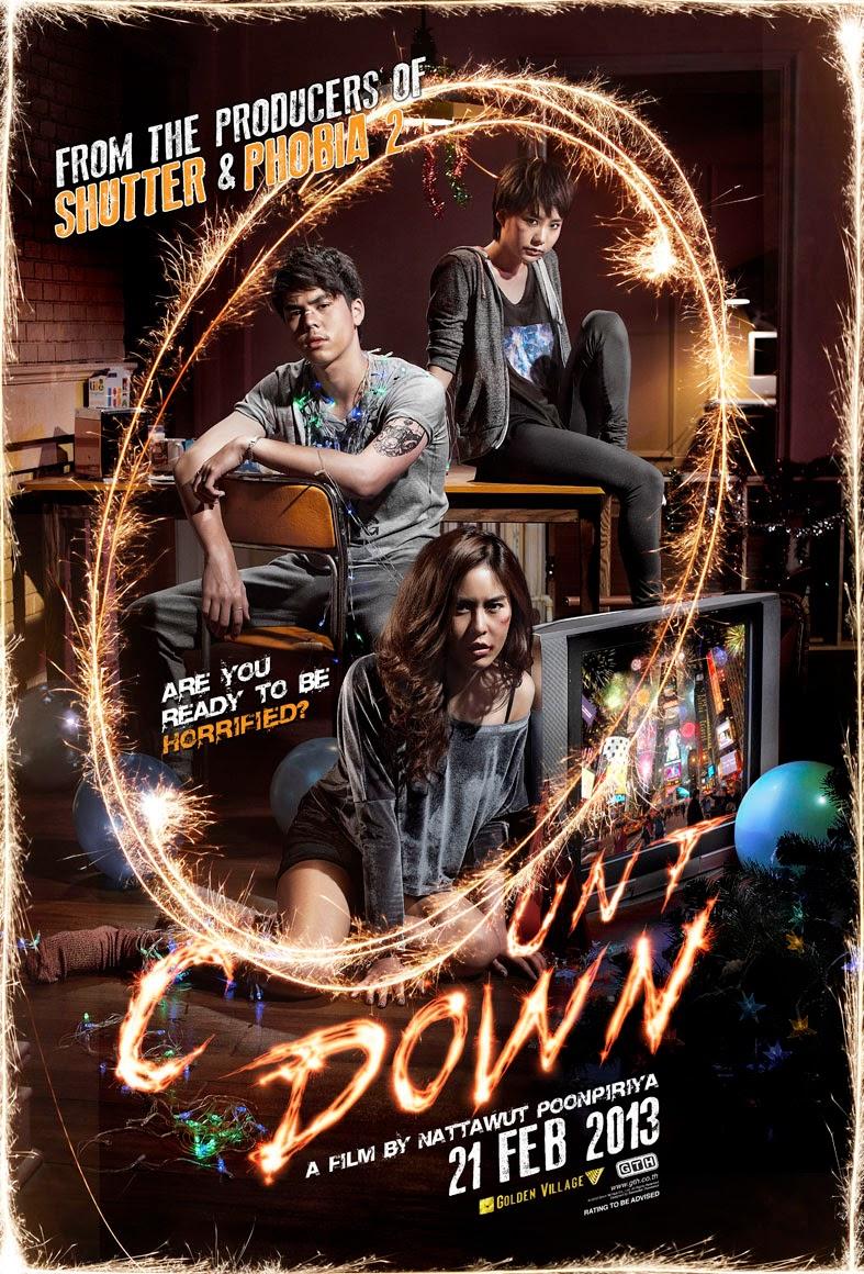 Обратный отсчет / Countdown (Таиланд, ужасы, триллер, 2012)