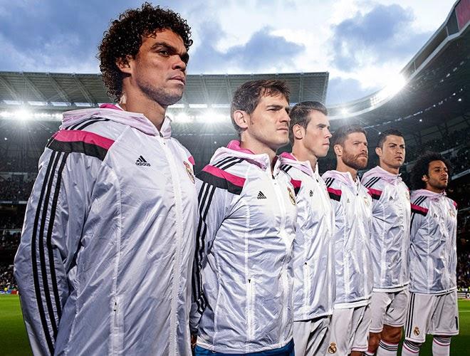 Real 2013 2014 Madrid Chaqueta Blanca Hombre sudadera De 6xvfx8dqw