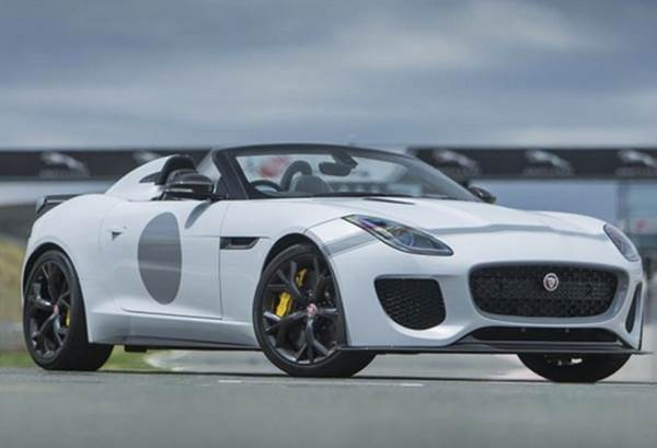 2016 jaguar f type project 7 price and specs. Black Bedroom Furniture Sets. Home Design Ideas
