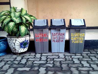 Kebersihan Lingkungan Sekolah