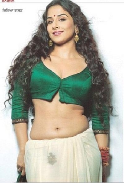 Vidya Balan Hot Photos