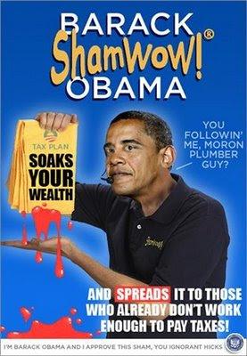 Obama the Transformer ObamaShamWow