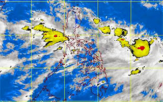 Expect more Rains over Metro Manila and some parts of Luzon due to enhanced Habagat