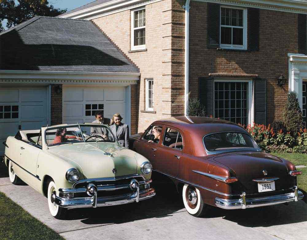 We Love Ford\'s, Past, Present And Future.: Old Ford Ads And Car Pictures