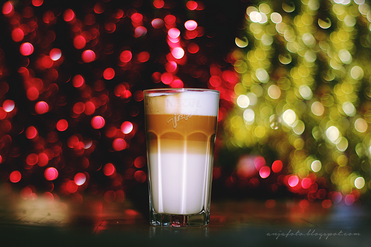 kawa, caffe latte