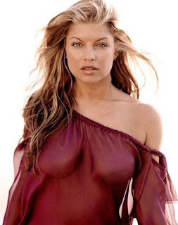 Fergie boobs