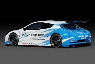 2011 Nissan Leaf NISMO RC Concept