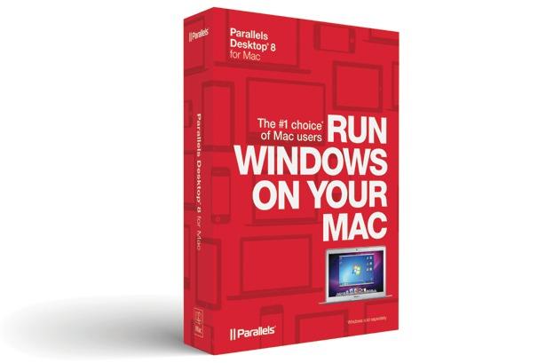 Parallels Desktop 8 Mac retail. Precīzāku informāciju par piegādi skatiet