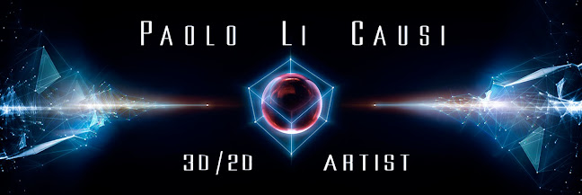 PAOLO LI CAUSI - 3D/2D Artist