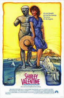 Shirley Valentine<br><span class='font12 dBlock'><i>(Shirley Valentine)</i></span>